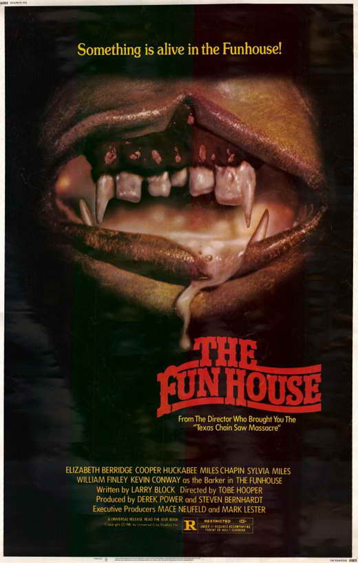 799. The Funhouse (1981)